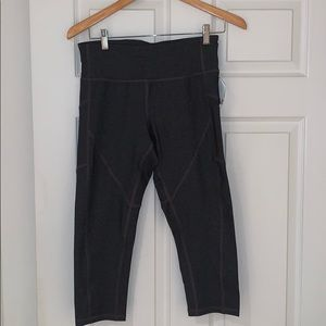 Champion duo dry tight fit capris.